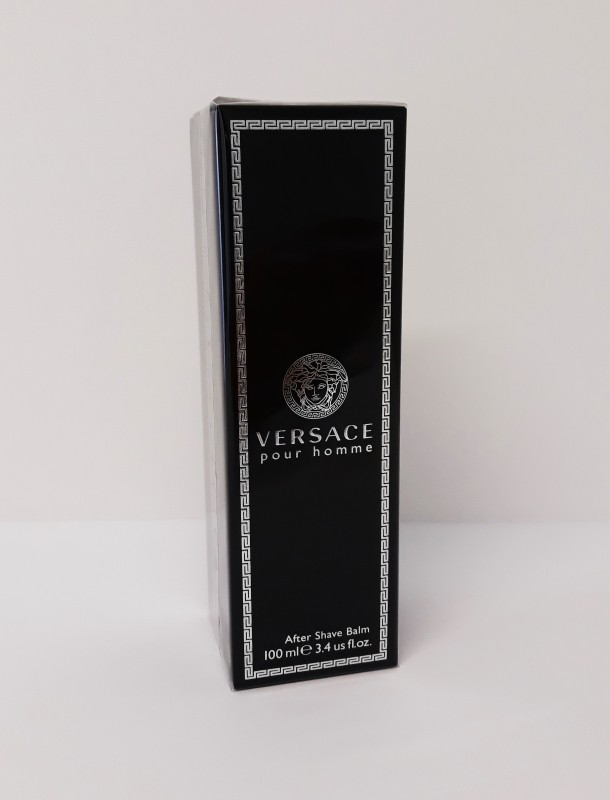 Versace POUR Homme After Shave Balm 100 ml  Neu&Ovp