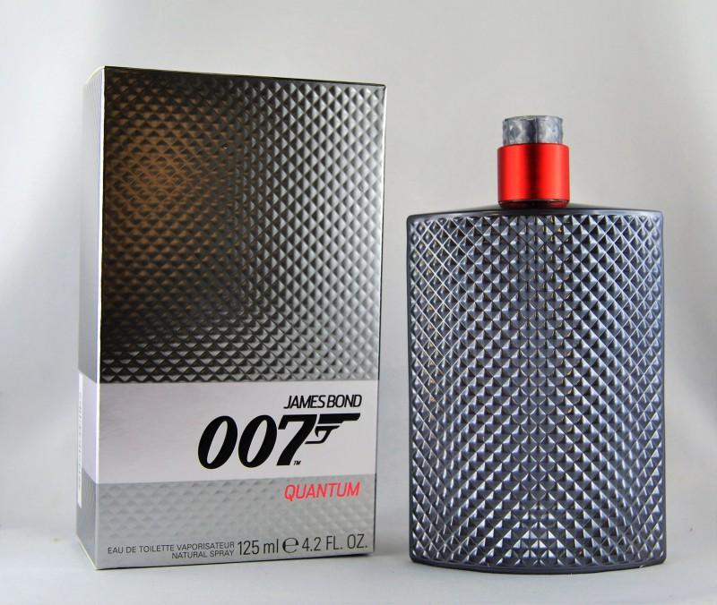 James Bond 007 Quantum 125 ml EDT Eau de Toilette NEU & OVP