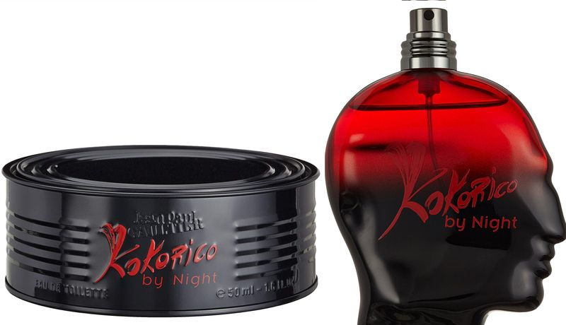 Jean paul Gaultier Kokorico By Night EDT 50 ml EDT NEU & OVP