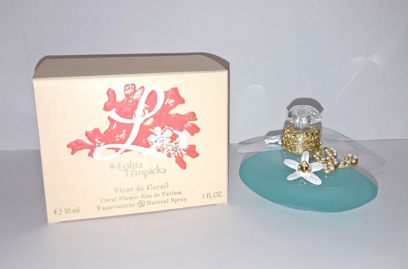 Lolita Lempicka Fleur de Corail 30 ml  Eau de Parfum Spray  Neu&OVP