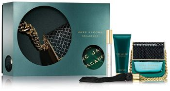 Marc Jacobs Decadence Set - Eau de Parfum 50 ml + Body Lotion 75 ml NEU & OVP 001