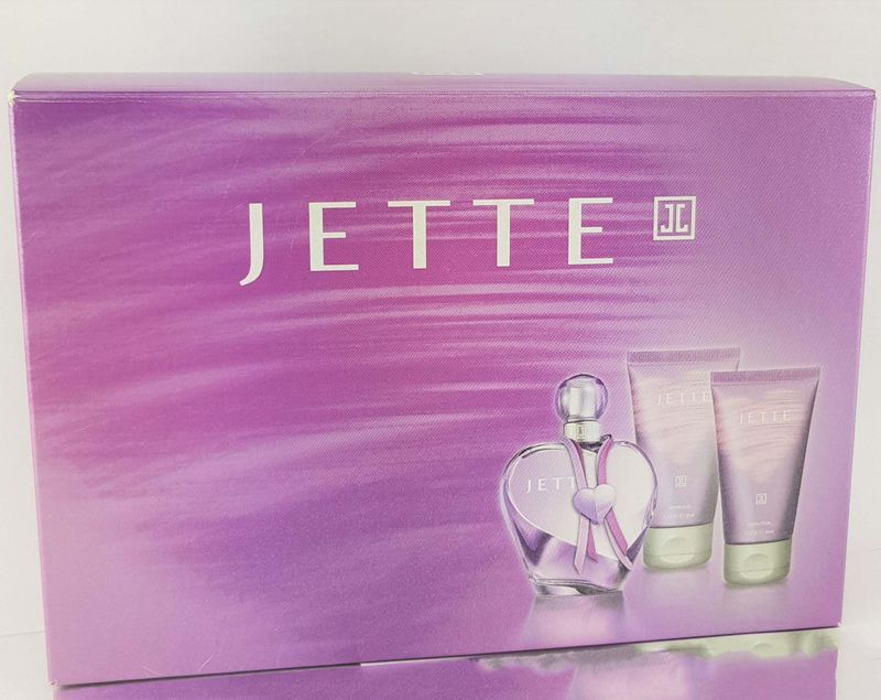Jette Joop Jette Set 30ml Eau de Parfum, 50ml Shower Gel, 50ml Bodylotion
