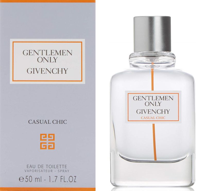 Givenchy Gentlemen Only Casual Chic Eau de Toilette Spray 50ml