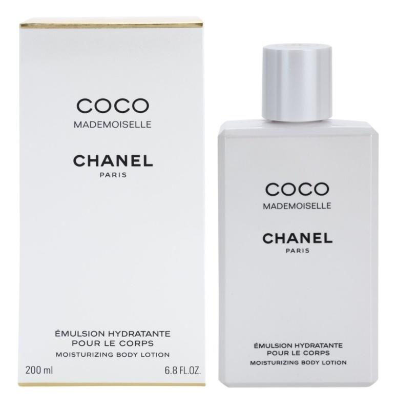 Chanel Coco Mademoiselle Körperlotion für Damen, Body Lotion 200ml  NEU & OVP