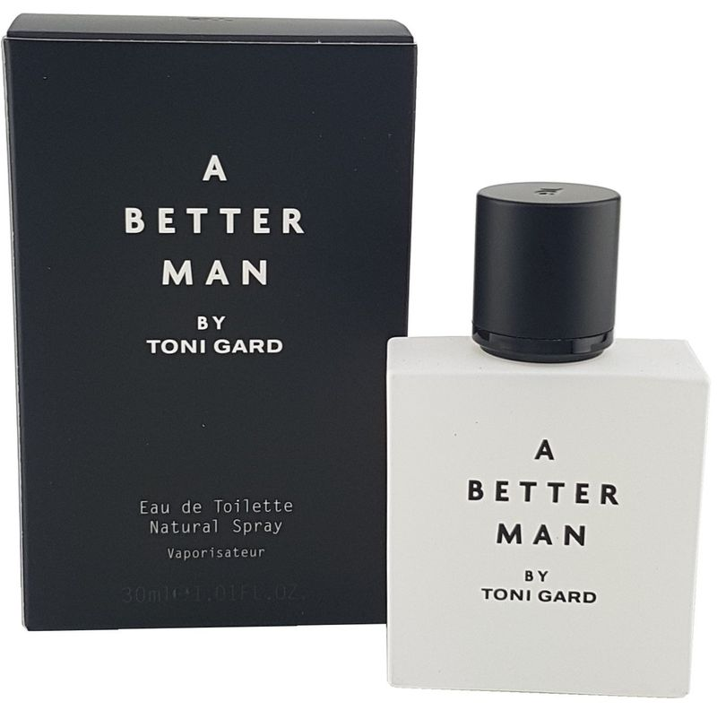 Toni Gard A Better Man 30 ml EDT Neu & OVP
