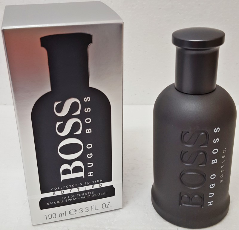 Hugo Boss Boss Bottled Collector's Edition Eau de Toilette Spray 100 ml Neu