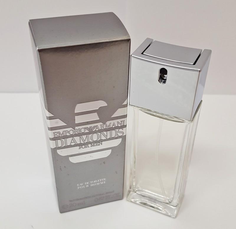Emporio Armani Diamonds  for Men  Eau De Toilette  20 ml Neu