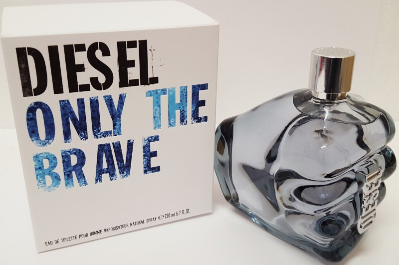 Diesel Only The Brave 35 ml Eau de Toilette EDT  NEU & OVP