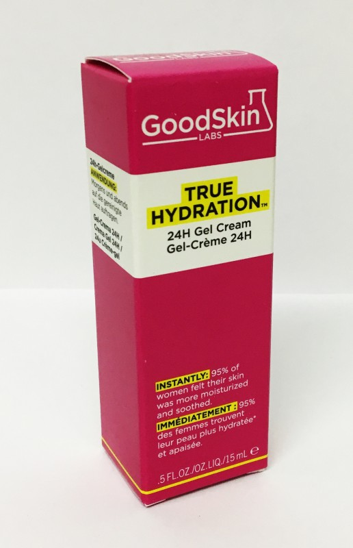 Good Skin Labs True Hydration 24H Gel Cream 15 ml