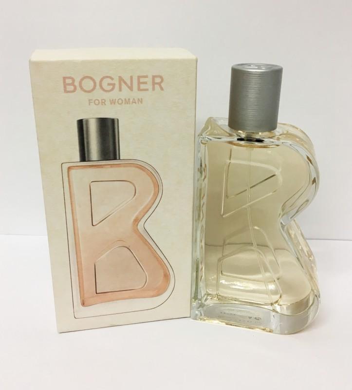 Bogner B Women Eau de Toilette 100 ml Neu OHNE FOLIE