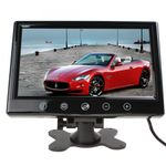 "17,8 cm (7"") Auto LCD Monitor Digital Ultra Thin YMPA LCM-ST7IID"