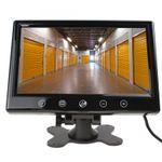 """17,8 cm (7"""") LCD Überwachungssystem mit 2 Überwachungskameras YMPA UET-SET72 002"""