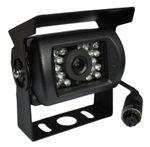 Rückfahrkamera Metall 120 YMPA RFK-M120-4PIN