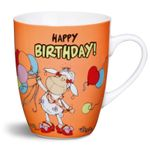 "Nici 35149 - Tasse ""Happy Birthday!"" Porzellan 001"