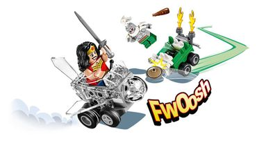 Lego 76070 - Mighty Micros Wonder Woman vs. Doomsday – Bild 5