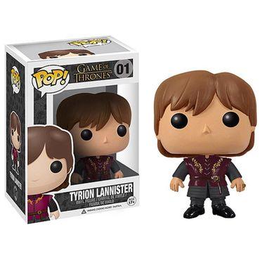 Funko 03014 - Game of Thrones - Tyrion Lannister - POP! Vinyl Figur – Bild 2