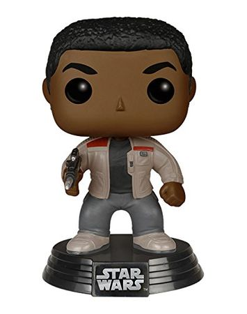 Funko 6221 - Star Wars: E7 TFA: Fin Actionfigur POP!