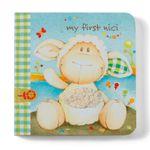 Nici 35958 - Baby Buch (Hartpappe) 001