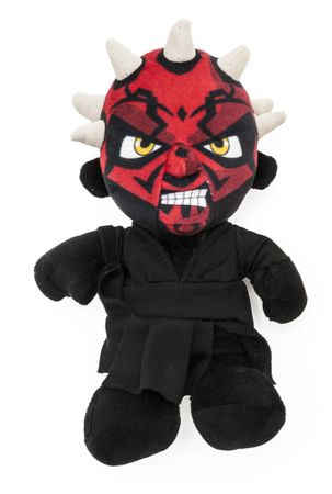 Joy Toy 1400614 - Star Wars Plüschfigur Darth Maul 17 cm