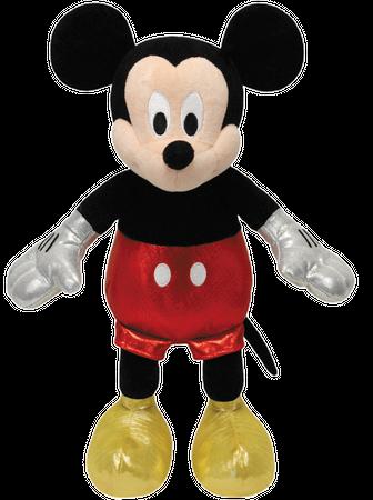 Ty 41072 - Disney Mickey Glitter (mit Sound) 20cm – Bild 1