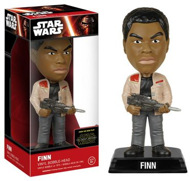 Funko 6235 - Star Wars Episode 7 - Finn Vinyl Bobble-Head