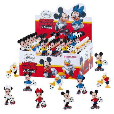 Bullyland 15623 - Walt Disney's Mickey Goal mit spanischem Trikot