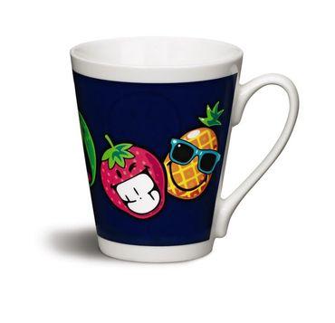 Nici 39324 - Zaubertasse Smiley Früchte 8,8x10,5cm – Bild 1