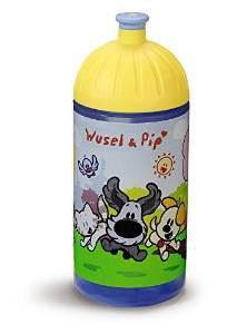 Nici 40310 - Trinkflasche Wusel & Pip 0,5l – Bild 1