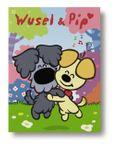 Nici 39186 - Malblock Wusel & Pip A5 (40 Blatt) 001