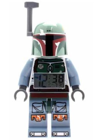 CT9003530 - Lego Star Wars Wecker Boba Fett