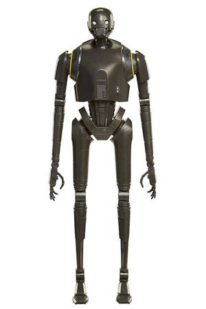 JPA 09687 - Star Wars Rogue One Giant Size Actionfigur K-2SO 71 cm
