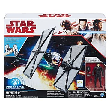 Hasbro 42321 - Star Wars First Order Special Forces TIE Fighter – Bild 2