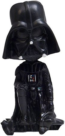 Joy Toy 8353 - Star Wars Darth Vader Wackelkopf-Figur sitzend 12 x 22 x 4 cm