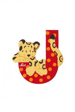 Buchstabe J Jaguar