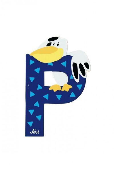 Buchstabe P Pelikan