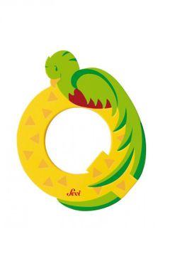 Buchstabe Q Quetzal