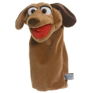Handpuppe Quasselwurm Tassilo der Hund