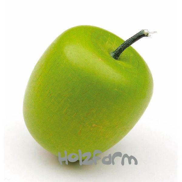 Kaufmannsladenzubehör Apfel grün
