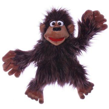 Handpuppe Kuddel das Affenbaby
