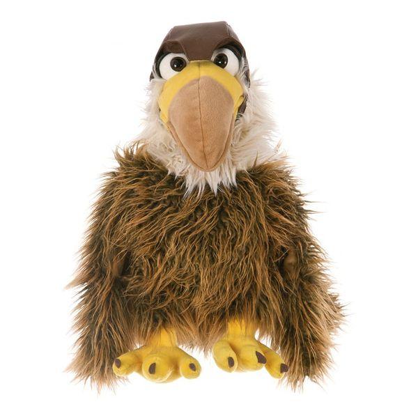 Handpuppe Heiko der Adler