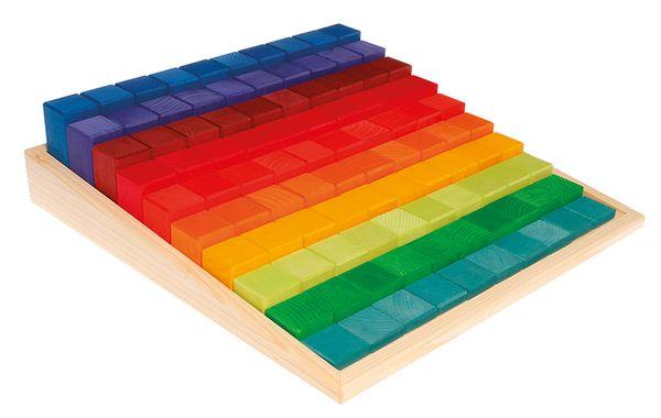 Grimms Stufenzählstäbe 4x4