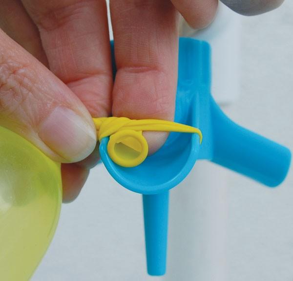 Corvus Wasserbombenfüllstation Set inkl. Ballons