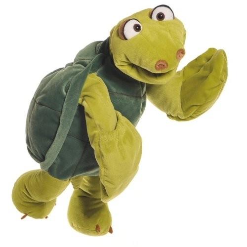 Handpuppe Schildkröte Aristoteles