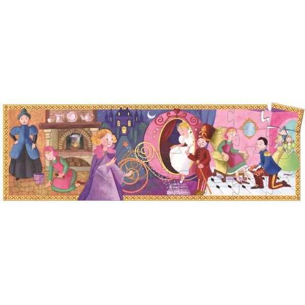 Djeco Puzzle Cinderella