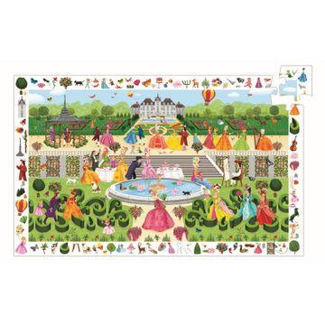 Djeco Entdeckerpuzzle Gartenparty