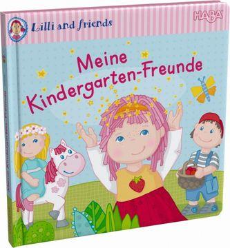 HABA Kindergarten-Freundebuch versch. Motive 001