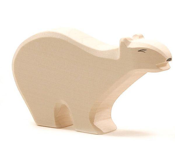 Ostheimer Holzfigur Eisbär groß