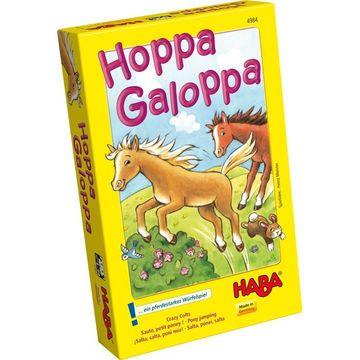 HABA Spiel MBS Hoppa Galoppa