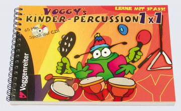 Voggenreiter Percussion-Set