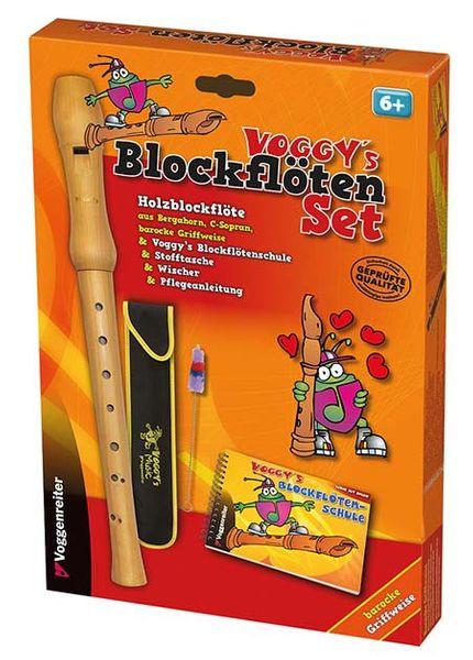 Voggenreiter Blockflöten-Set